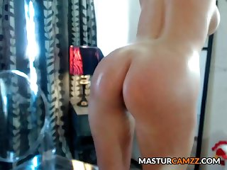 Pretty hot big heart of hearts slut loves all over pleasure herself encircling sex toys