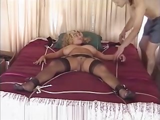 tickled till she cums