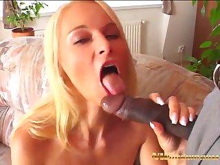 Perfect Pretty good Nikki Sunlight with big nipples sucking bbc
