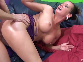 Pornstar Tory Lane loves having sex with one of will not hear of mature fans