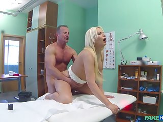 Peaches woman leaves will not hear of physician to check will not hear of pussy with his dick