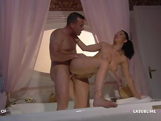 Man with steel inches fucks this cheating wife in crazy modes