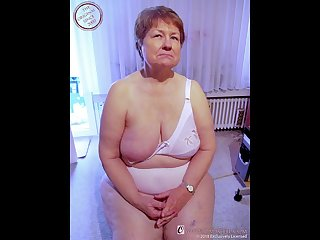 OmaGeiL Granny increased by Amateur Pictures in Compilation