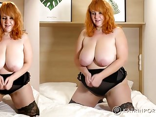 Amateur chubby big tits lady hard Sex
