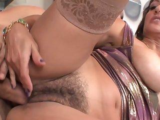 She Has A Prudish Pussy That Needs Feeding - Persia Monir