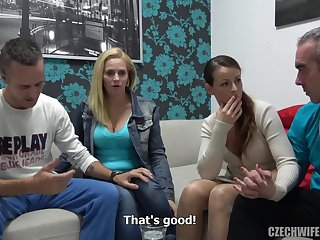 Czech Wife Swap 3 - active movie